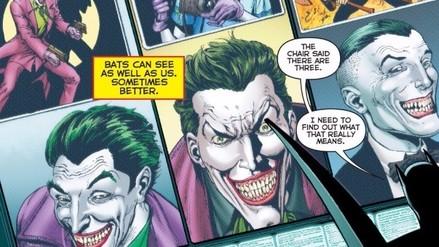 Nunca fue uno: revelan que el Joker son 3 personas