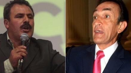 Congresistas Becerril y Rimarachín discutieron durante sesión plenaria