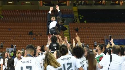 Real Madrid vs. Atlético: las fotos de la final de la Champions League
