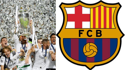 Barcelona felicitó al Real Madrid campeón de la Champions League