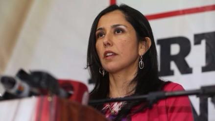 Nadine Heredia pidió votar en contra de Keiko Fujimori en Twitter