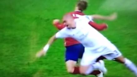 Real Madrid vs. Atlético: Antoine Griezmann falló polémico penal