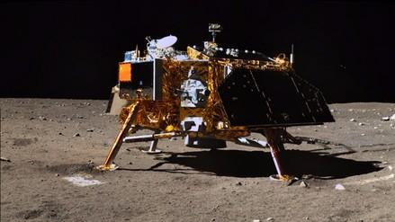 China enviará en 2017 una sonda a la Luna que volverá con muestras