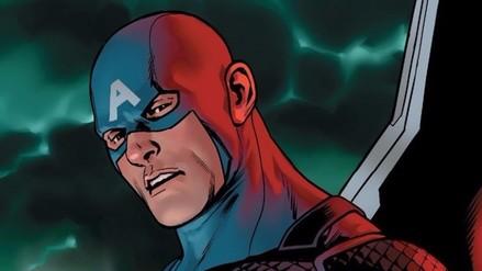Así reacciona Chris Evans a la revelación del comic de Capitán América