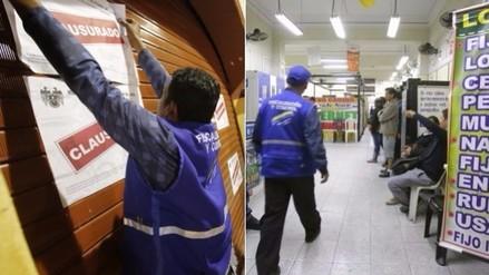 Lima: clausuran cabinas de internet donde se ejercía la prostitución