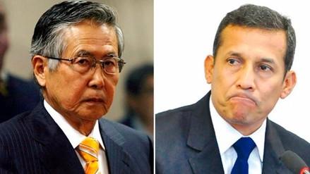 Ipsos: ¿Qué harán Keiko Fujimori con su padre y PPK con Ollanta Humala?