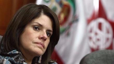 """Aráoz: """"Mujeres esterilizadas no tendrán licencia por maternidad"""""""
