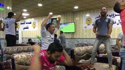 Real Madrid: hinchas en Irak se reunieron y desafiaron al Estado Islámico