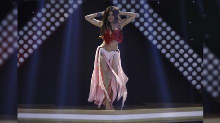 El Gran Show: Milett Figueroa deslumbró como Shakira [FOTOS]