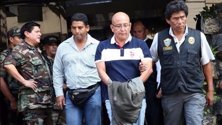 Comisario detenido con 109 kilos de droga pasará 18 meses en prisión