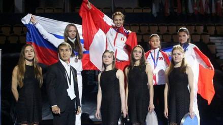 ¡Perú campeón! Antonina Shevchenko ganó el Mundial de Muay Thai