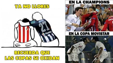 Facebook: los memes peruanos de la final de la Champions League