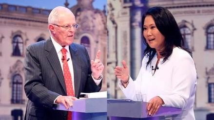 PPK vs. Keiko Fujimori: las frases que dejó el último debate presidencial