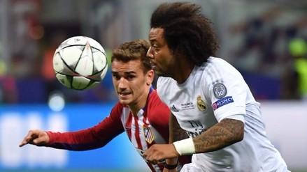 Real Madrid vs. Atlético: 8 estadísticas que dejó la final de la Champions