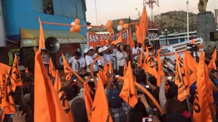 Keiko Fujimori hará cierre de campaña el jueves en Villa El Salvador