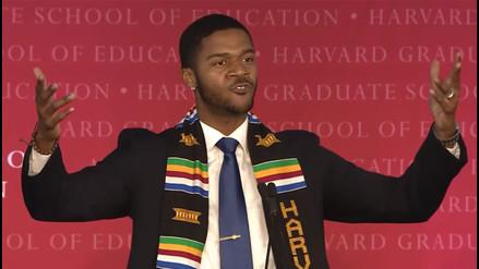 YouTube: el inspirador mensaje de un graduado de Harvard cautiva al mundo