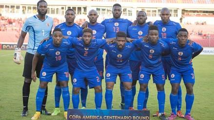Copa América Centenario: el once de Haití que enfrentará a Perú