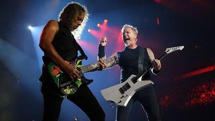 Metallica lanzará nuevo disco a fin de año, dijo Lars Ulrich