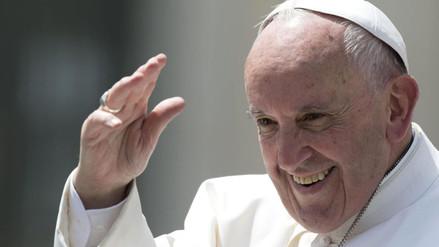 """Francisco dice que no ha pensado en """"dejar de ser papa"""""""