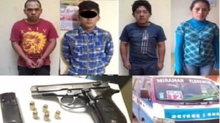 Trujillo: menor de 15 años roba combi a cambio de S/. 200