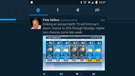 Twitter tendrá un modo noche para proteger el sueño de sus usuarios