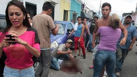 Violencia en Venezuela: grupo armado asesina a 11 personas