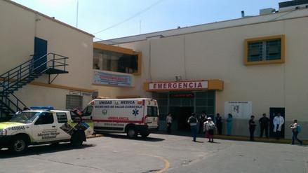Denuncian presunta negligencia médica en hospital Honorio Delgado