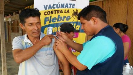 Se incrementan a seis los muertos por fiebre amarilla en la Selva Central