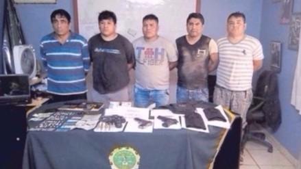 """""""Rapidos y furiosos"""": Prisión preventiva para dos presuntos miembros"""