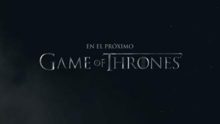 Game of Thrones 6x07: adelanto del episodio