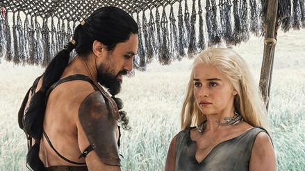 Instagram: ¿Imaginas a khalessi cantando rap con Khal Moro en Game of Thrones?