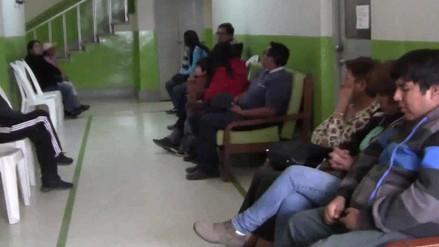 Enfermedades respiratorias se incrementan en Huancayo