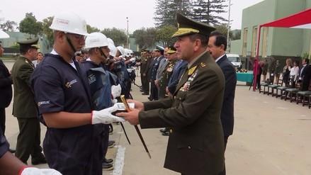 Ejército entrega más de mil tablets a soldados del servicio militar voluntario