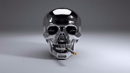 La nicotina del cigarrillo es diez veces más adictiva que la cocaína