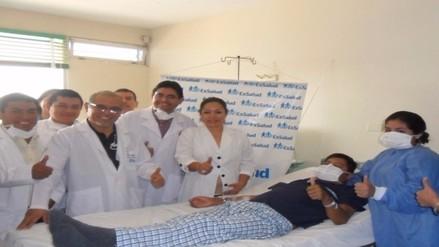 Salvan la vida a cuatro pacientes que recibieron donación de órganos