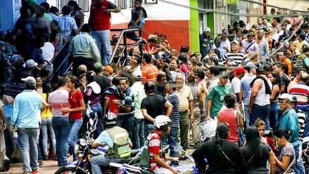 Piden a gobierno ayudar a peruanos en Venezuela que quieran volver