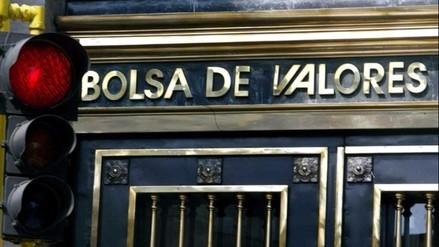 La Bolsa de Lima perdió 1.26 % en mayo por tipos de interés en EE.UU.
