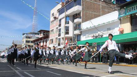 Huancayo celebró sus 444 aniversario de fundación