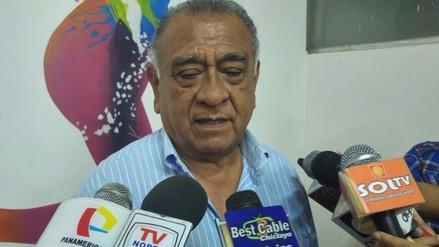 Arturo Castillo dice que chiclayanos deben conformarse con lo que han elegido