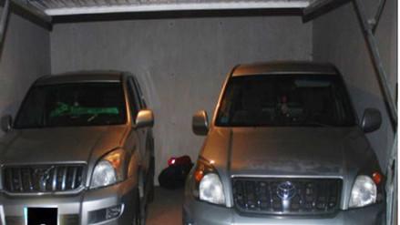 Huancayo: tres vehículos de contrabando fueron intervenidos
