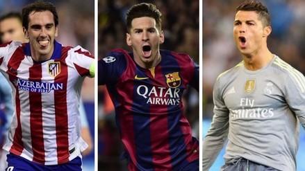 Real Madrid, Barcelona y Atlético de Madrid: los jugadores que ceden a la Copa América y Eurocopa