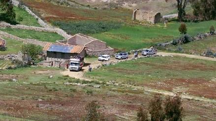 Otuzco: recuperan vías afectadas por minería ilegal en Salpo