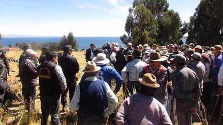 Piden intervención de Cancillería en Hito 21 de frontera Perú - Bolivia