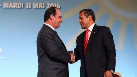 Ministra Magali Silva justifica estadía de Humala en Francia