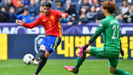 Real Madrid: Álvaro Morata se muere por volver al Santiago Bernabéu