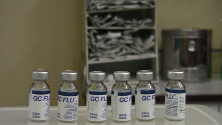 Región Lambayeque cuenta con 135 mil vacunas contra la influenza