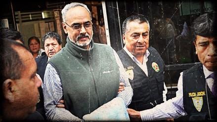 Manuel Burga será extraditado a Estados Unidos