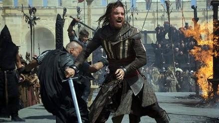 Twitter: revelan a detalle el traje de película de Assassin's Creed