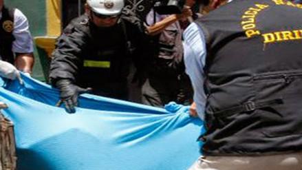 Huancayo: halla el cuerpo de menor desaparecida hace doce días