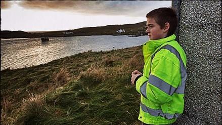 Escocia: la historia del niño más solitario del mundo